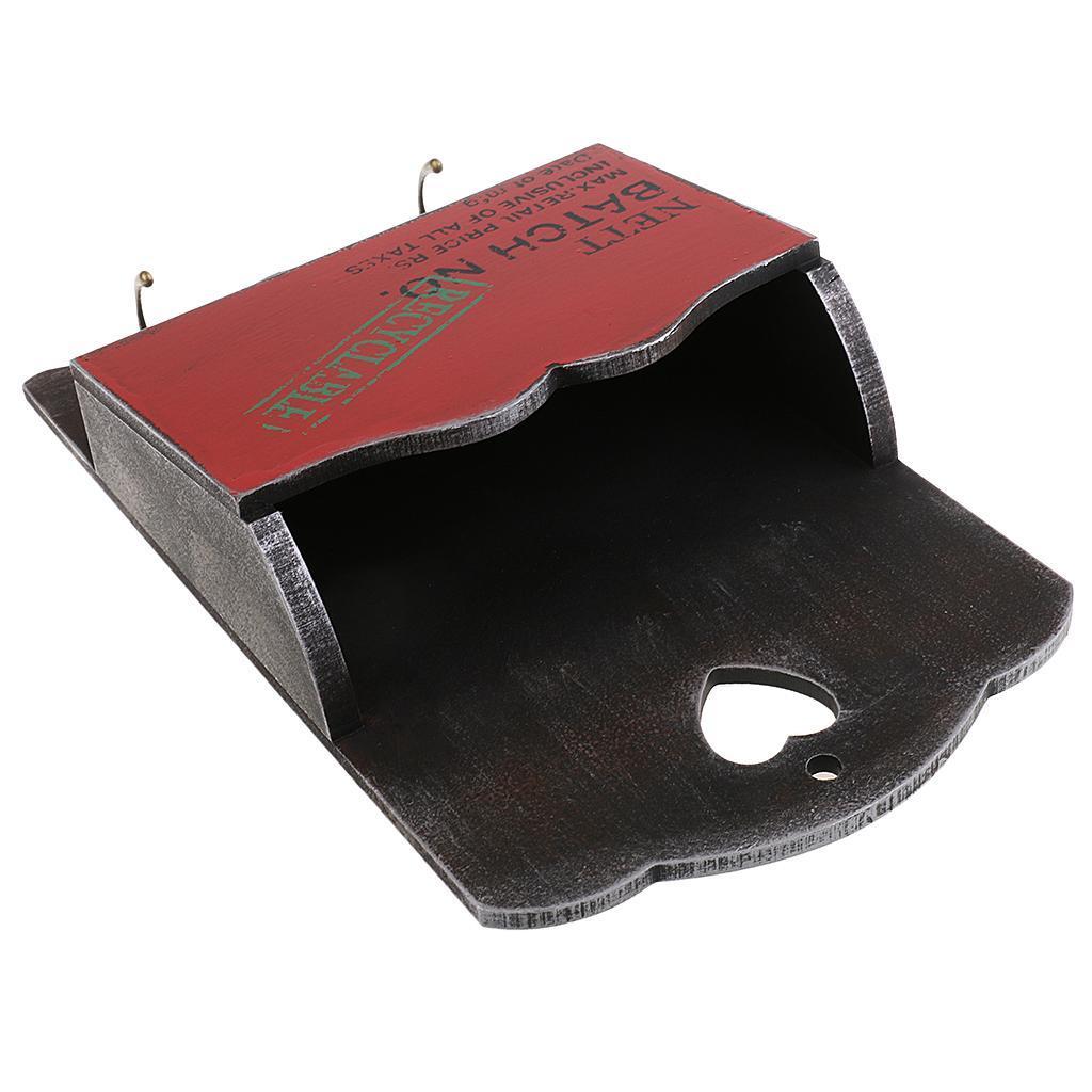 Cassetta-Portaoggetti-Su-Parete-Porta-Lettere-Scatolina-Portachiavi miniatura 15