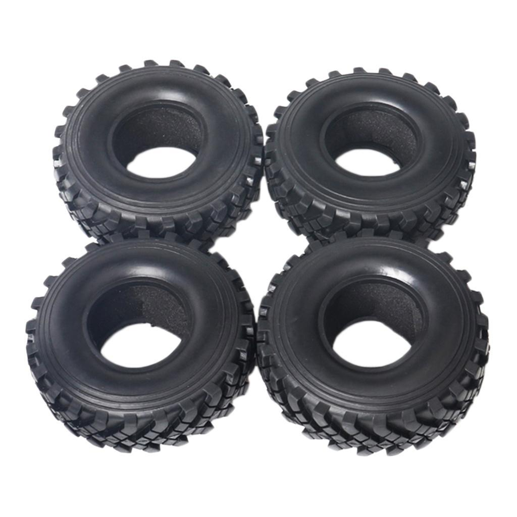 1-9-039-039-2-2-039-039-Crawler-Rubber-Tires-for-1-10-RC-Rock-Crawler-Parts-Accessory miniature 3