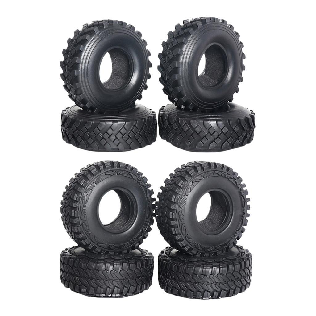 1-9-039-039-2-2-039-039-Crawler-Rubber-Tires-for-1-10-RC-Rock-Crawler-Parts-Accessory miniature 4