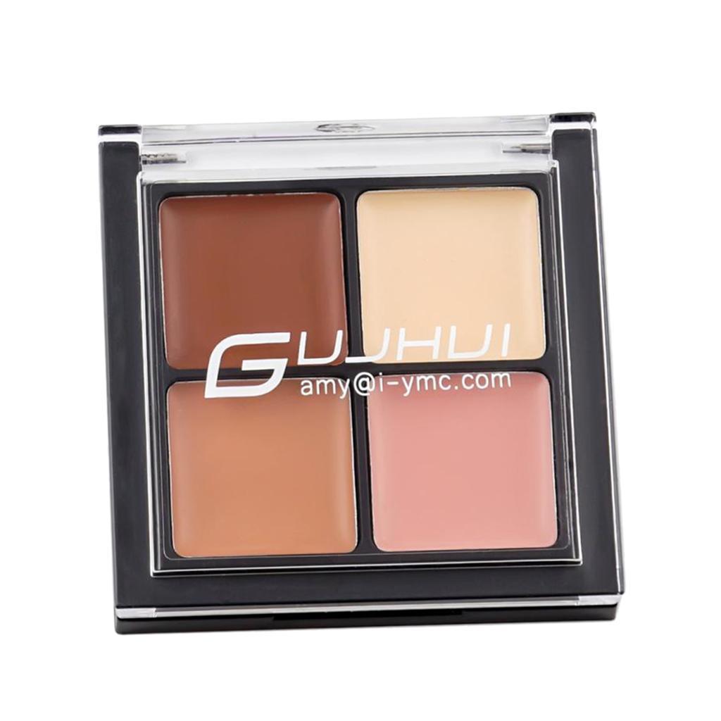 4-Colors-Cosmetic-Matt-Eyeshadow-Cream-Eye-Shadow-Makeup-Palette-Shimmer-Set thumbnail 10