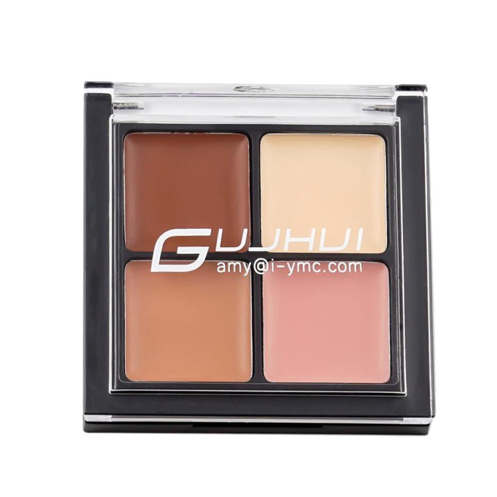 4-Colors-Cosmetic-Matt-Eyeshadow-Cream-Eye-Shadow-Makeup-Palette-Shimmer-Set thumbnail 9