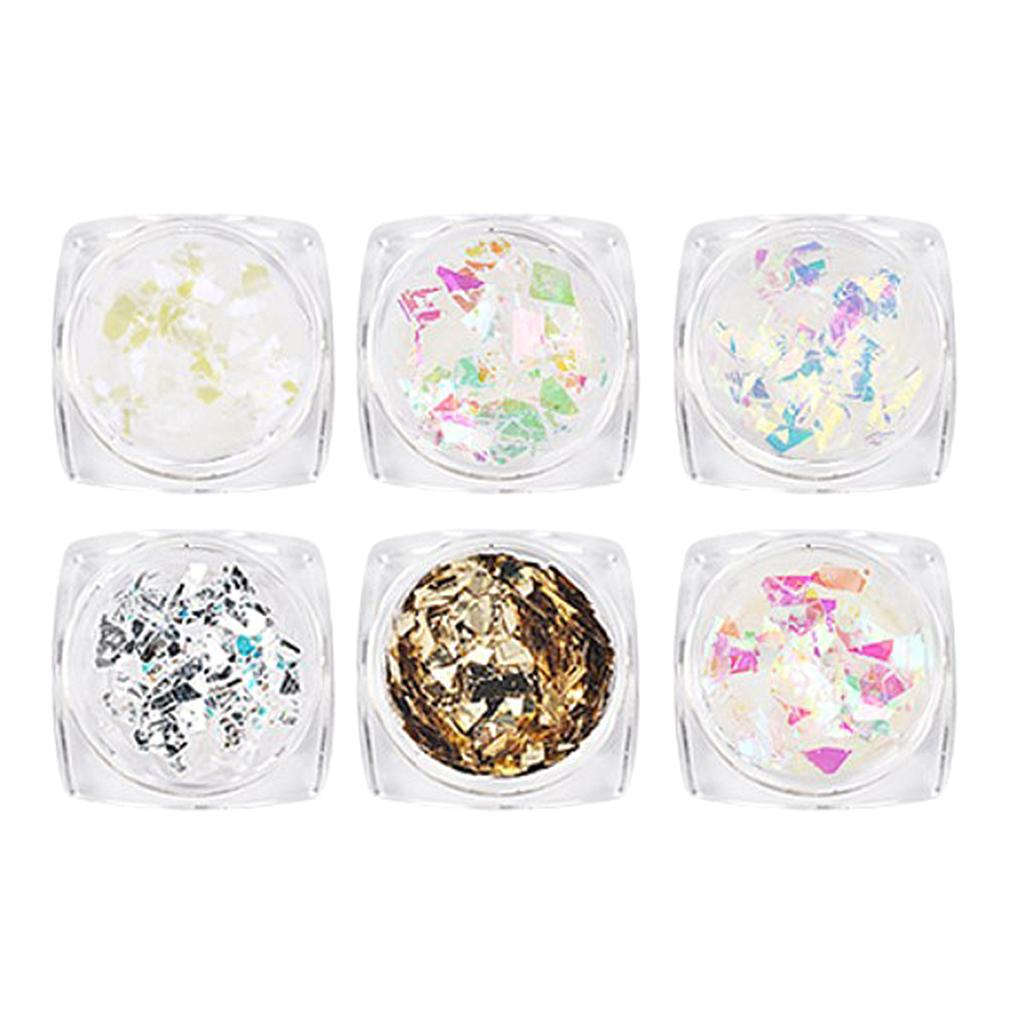Pack of 18 Pot, Irregular Table Confetti Sprinkles Party DIY Decoration