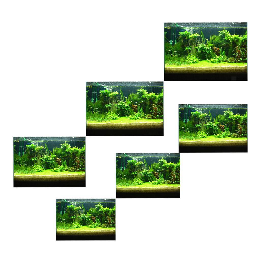 3D-High-Definition-Background-Paper-Wallpaper-Decor-for-Aquarium-Fish-Tank thumbnail 32