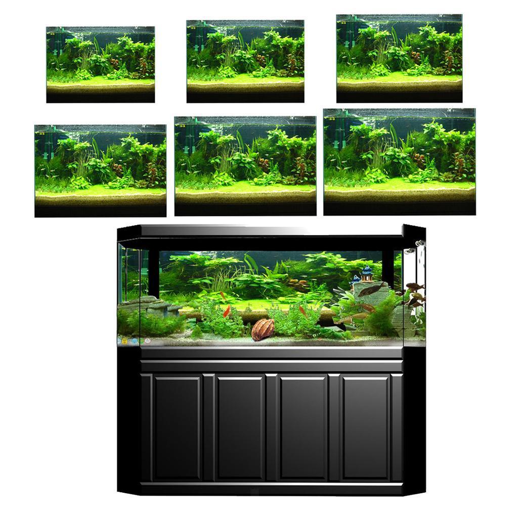 3D-High-Definition-Background-Paper-Wallpaper-Decor-for-Aquarium-Fish-Tank thumbnail 33