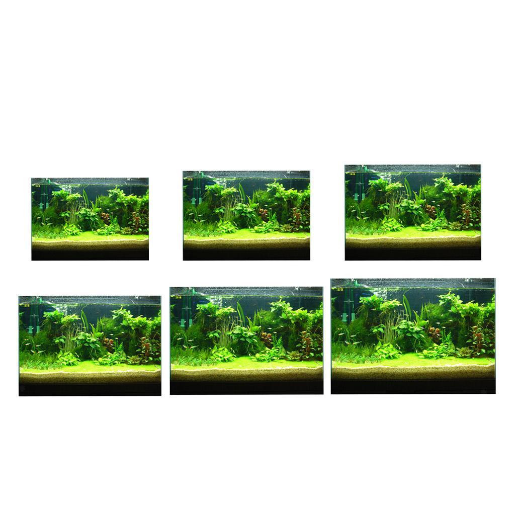 3D-High-Definition-Background-Paper-Wallpaper-Decor-for-Aquarium-Fish-Tank thumbnail 30