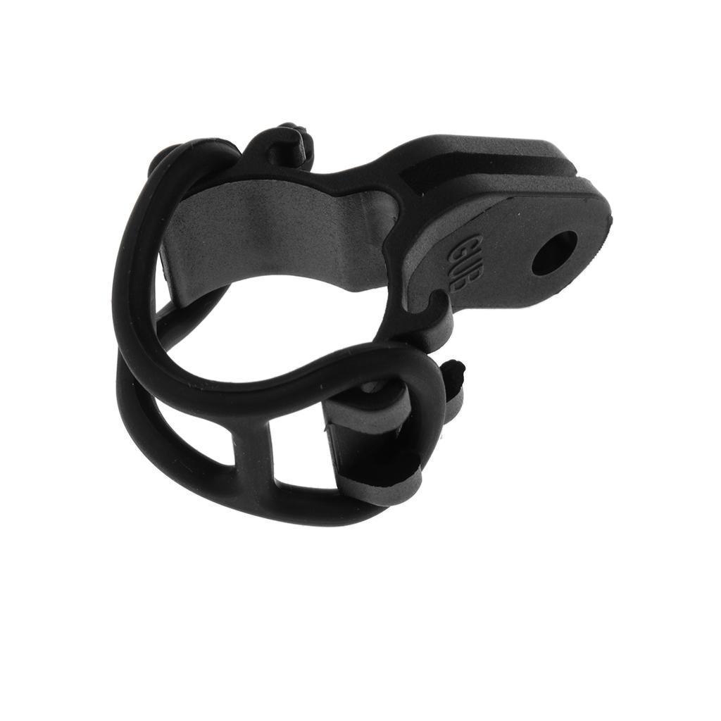 Set-Supporto-Cellulare-Montaggio-A-Bici-Porta-Telefono-Garmin-Edge-Bicicletta miniatura 8