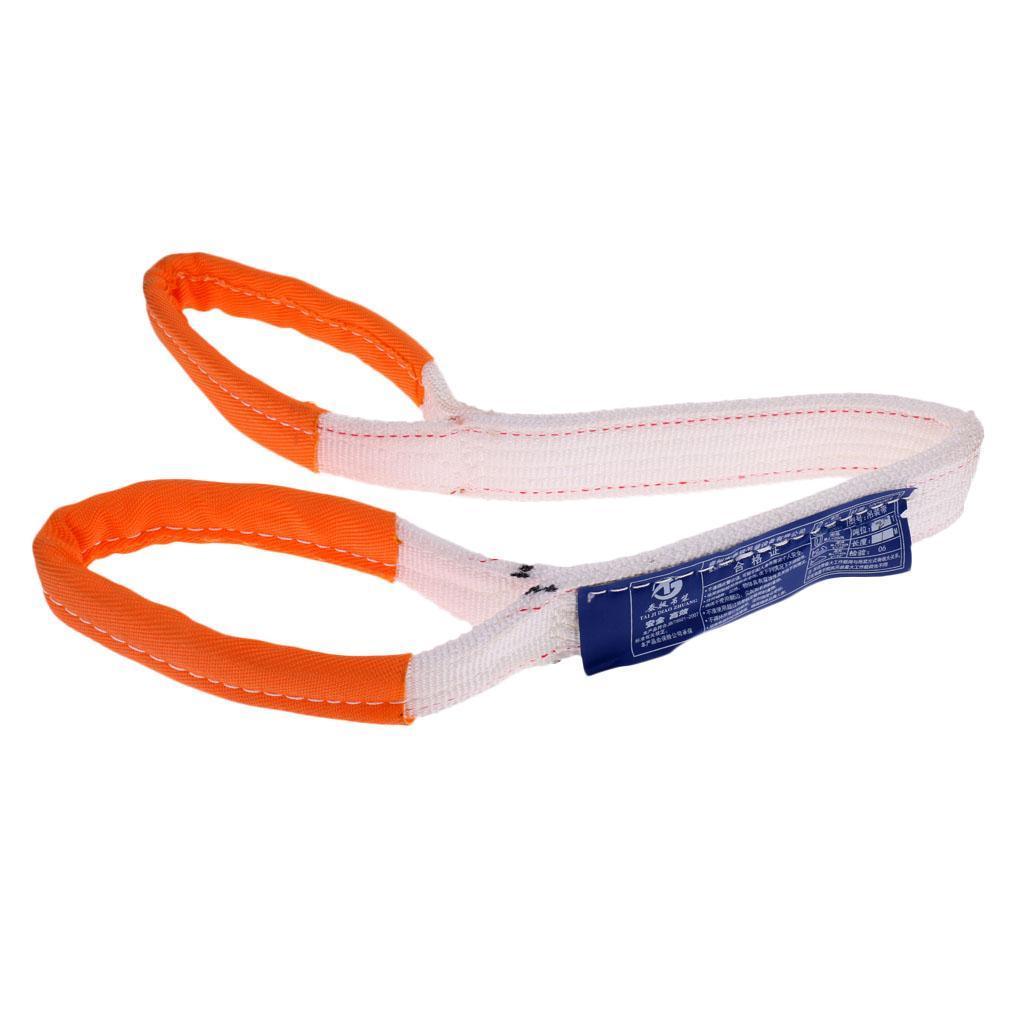 Lifting-Sling-Imbracatura-di-Sollevamento-Di-Doppio-Strato-Fibra-di miniatura 3