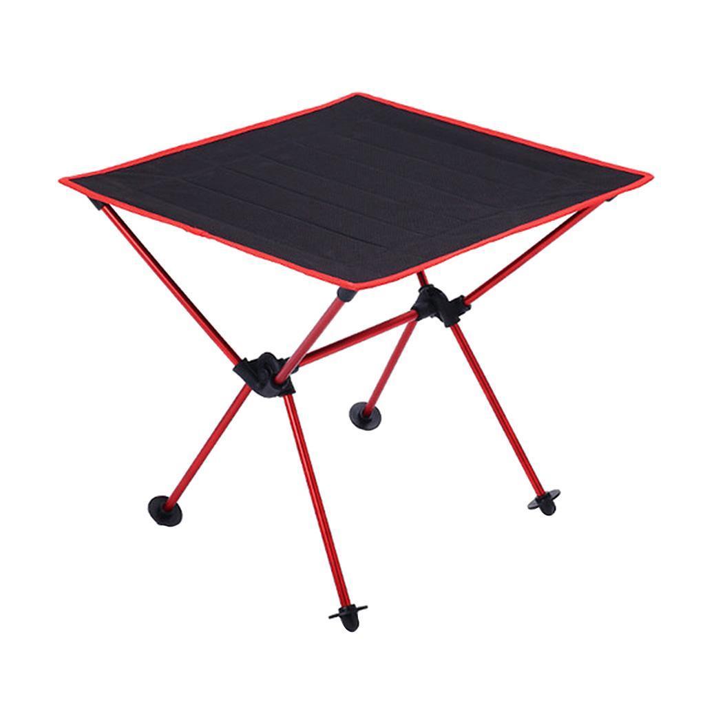 Tavolino-Pieghevole-In-Lega-Di-Alluminio-Accessori-di-Giardino-e-Picnic miniatura 6