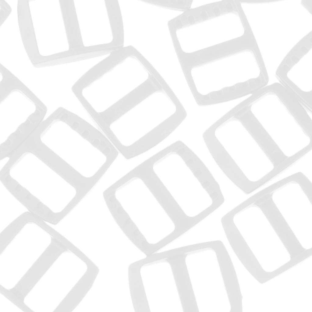 20-Pezzi-di-Fibbia-a-Tessitura-Webbing-Buckle-Accessori-di-Campeggio miniatura 17