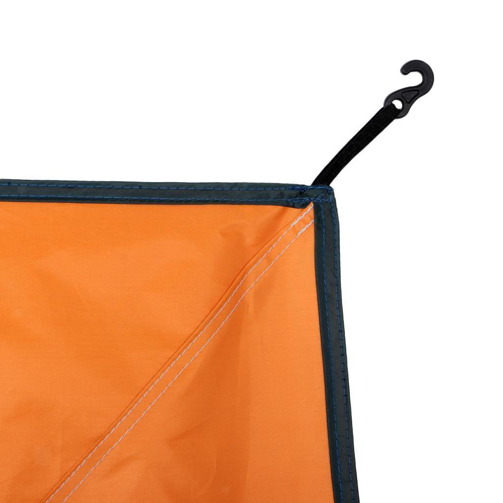 Camping-Tarp-Shelter-Hammock-Rain-Fly-Instant-Tent-Rainfly-Lightweight thumbnail 9