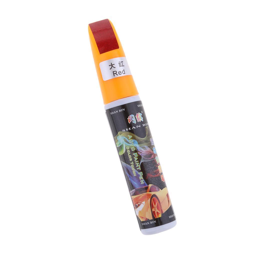 Stylo-de-Reparation-Peinture-Voiture-Accessoire-de-Retouche-Carrosserie miniature 12