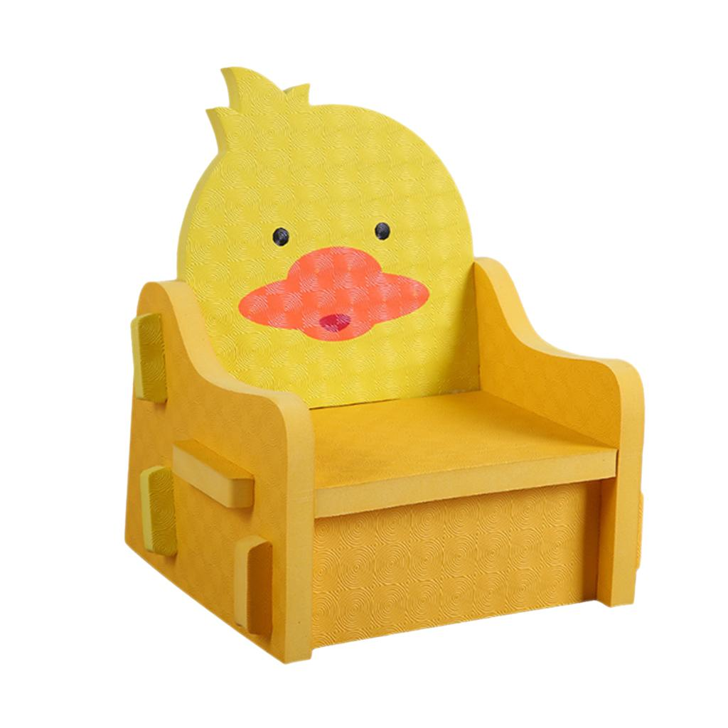 Details About Diy Kids Baby Safety Pe Foam Chairs Stool Pretend Play Chairs