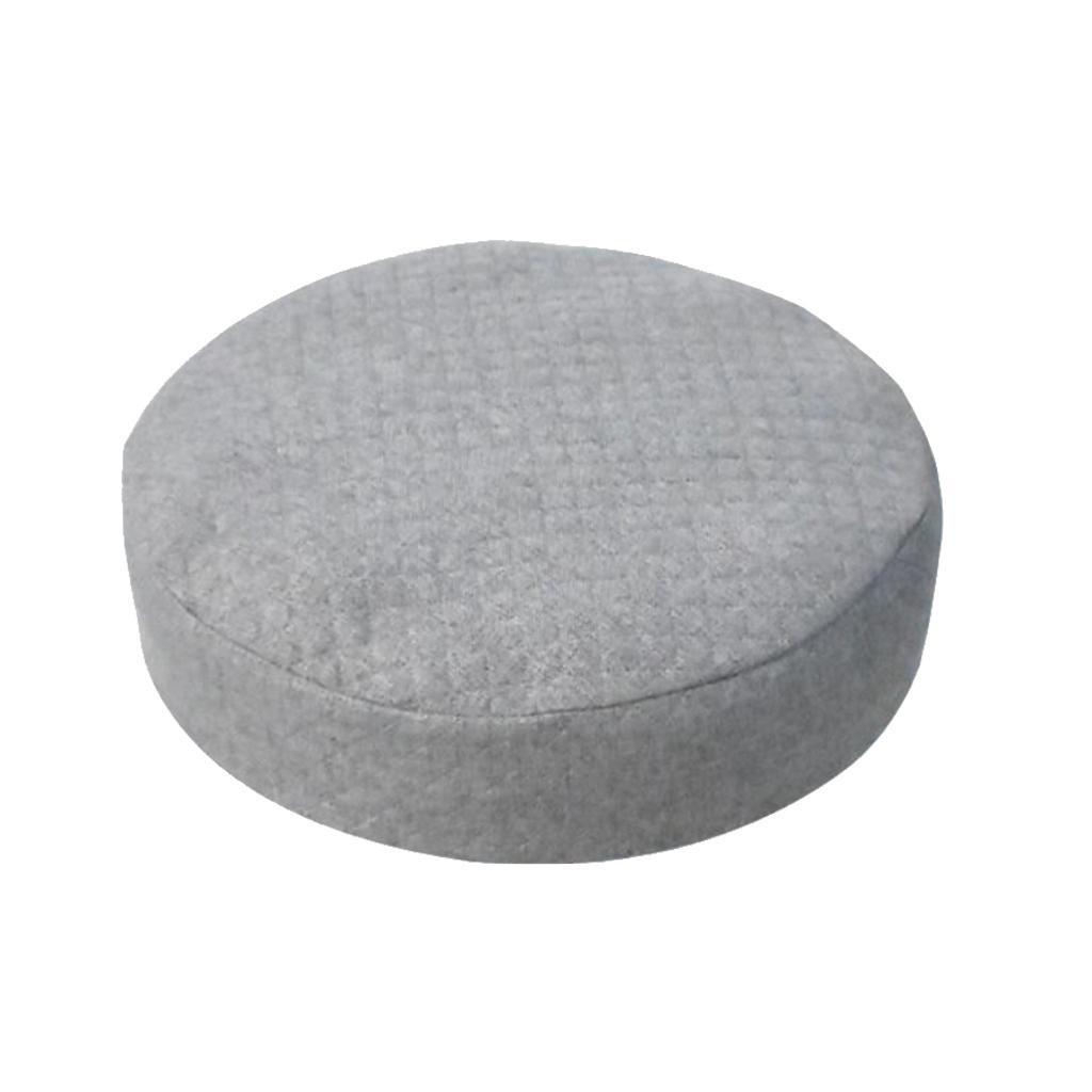 13 14 Inch Anti Slip Barstool Seat Cover Cushion Round
