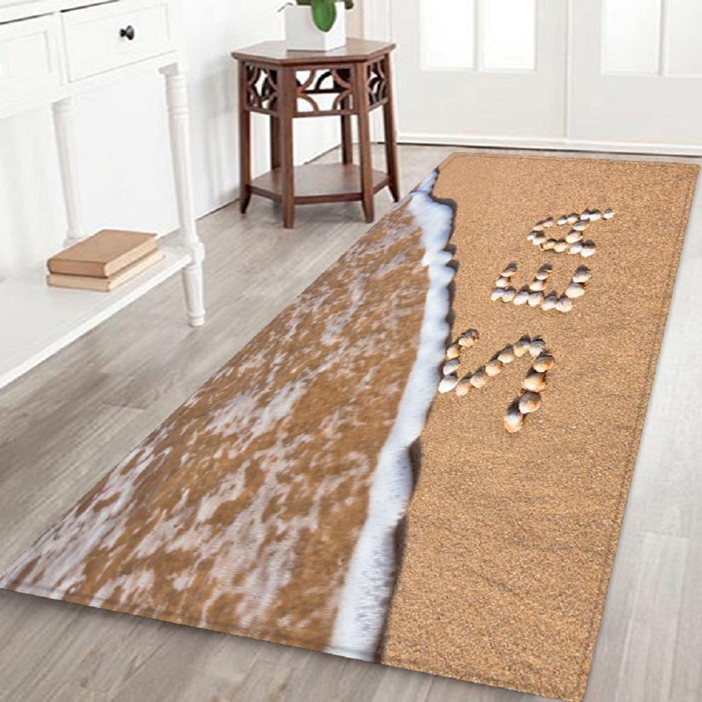 Details About Living Room Area Rug Runner Kitchen Bedroom Anti Skid Floor Mat Carpet 3d