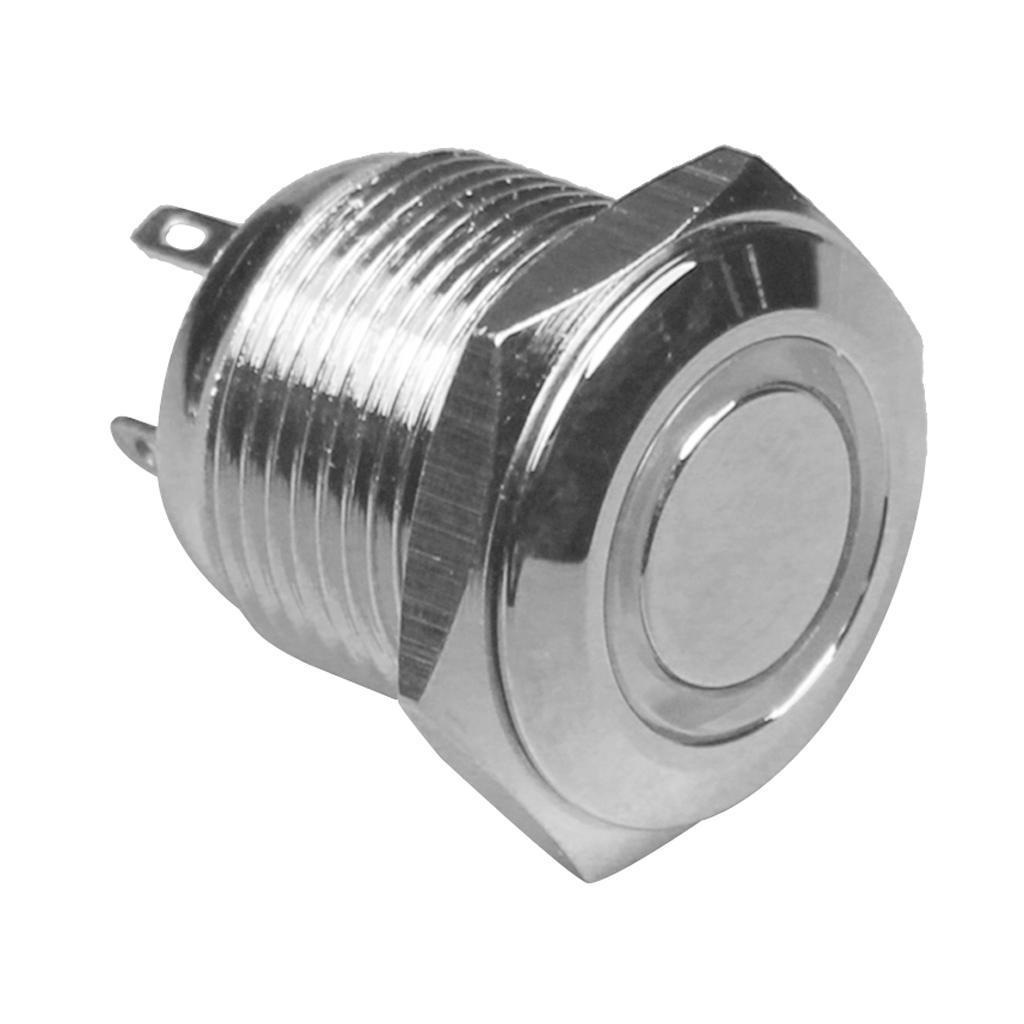 12V-Luz-Indicadora-de-Metal-Lampara-para-Senal-de-Giro-Proyecto-de-Bricolaje miniatura 11