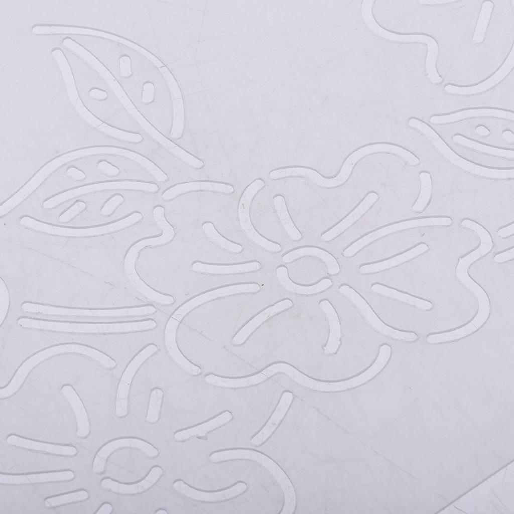1pc-Plastic-Embroidery-Quilting-Templates-amp-Stencils-Sewing-Patchwork-Tools-DIY thumbnail 7