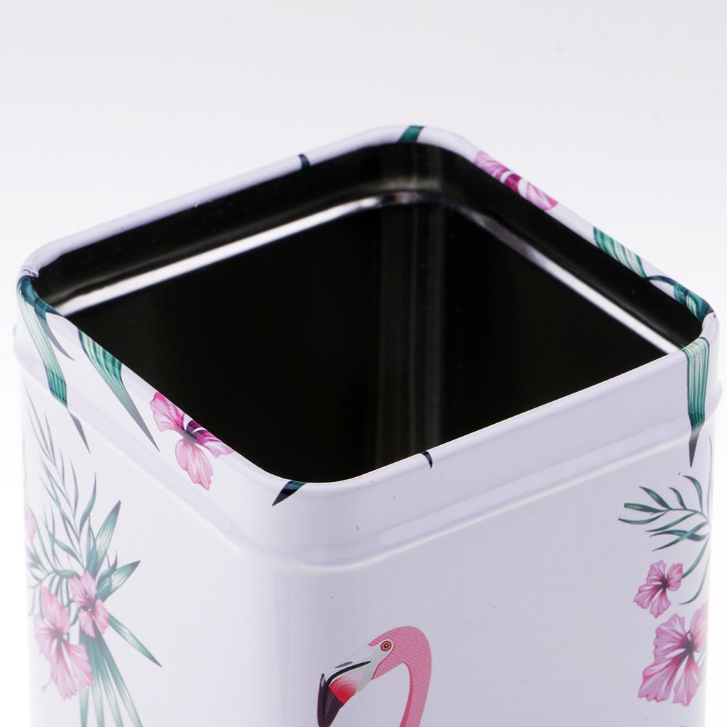 Mini-Tin-Box-Jewelry-Box-Candy-Storage-Box-Gift-Square-Box-14-3x7-2x7-2cm thumbnail 10