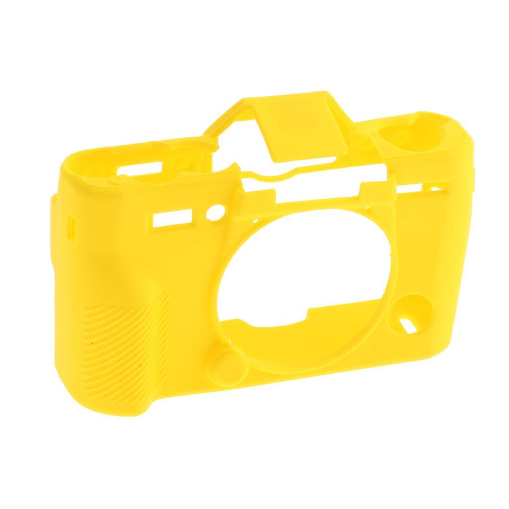 Cuerpo-De-Goma-Funda-De-Silicona-Funda-Protector-Suave-Marco-Bolsa-Para-Fuji-X-T10-X-T20 miniatura 3