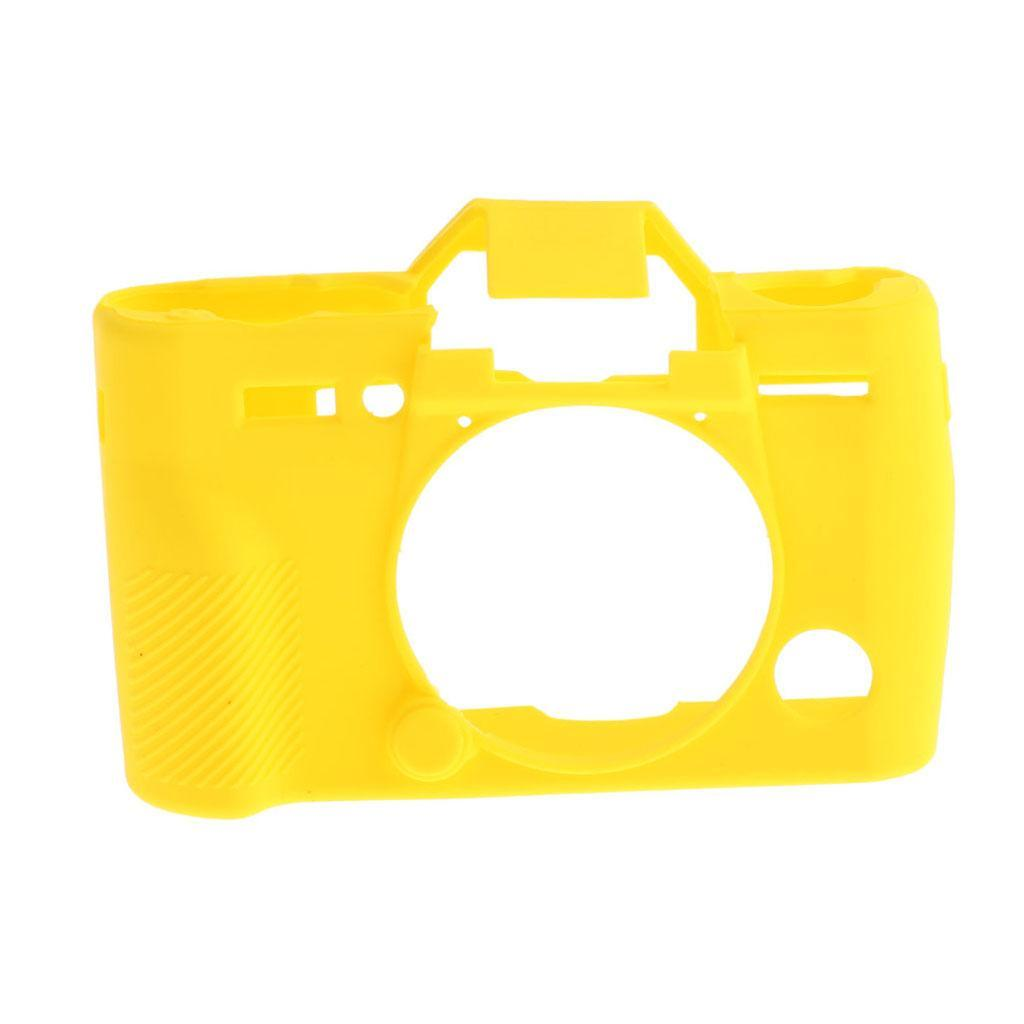 Cuerpo-De-Goma-Funda-De-Silicona-Funda-Protector-Suave-Marco-Bolsa-Para-Fuji-X-T10-X-T20 miniatura 4