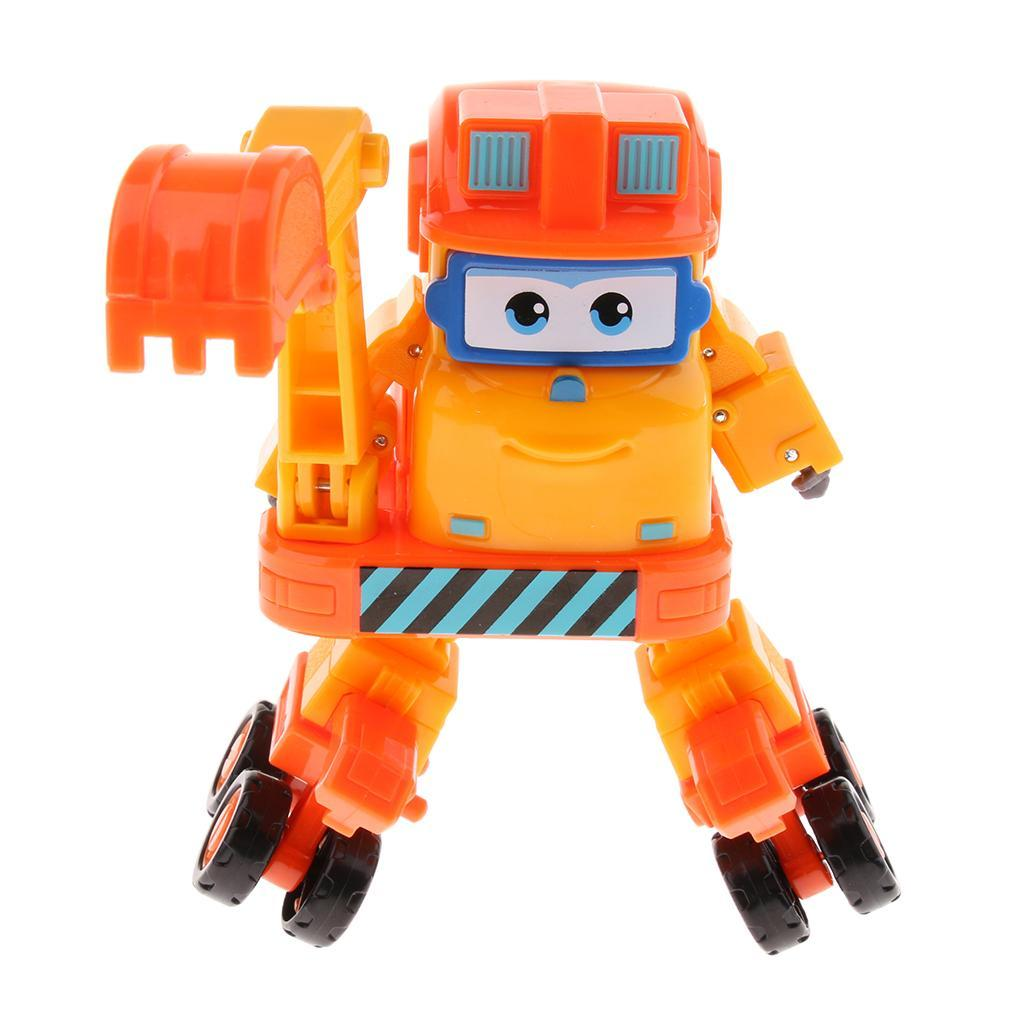 Super-Wings-Transforming-Robot-Plane-Vehicle-Character-Figures-Cartoon-Toy-Gifts miniature 3