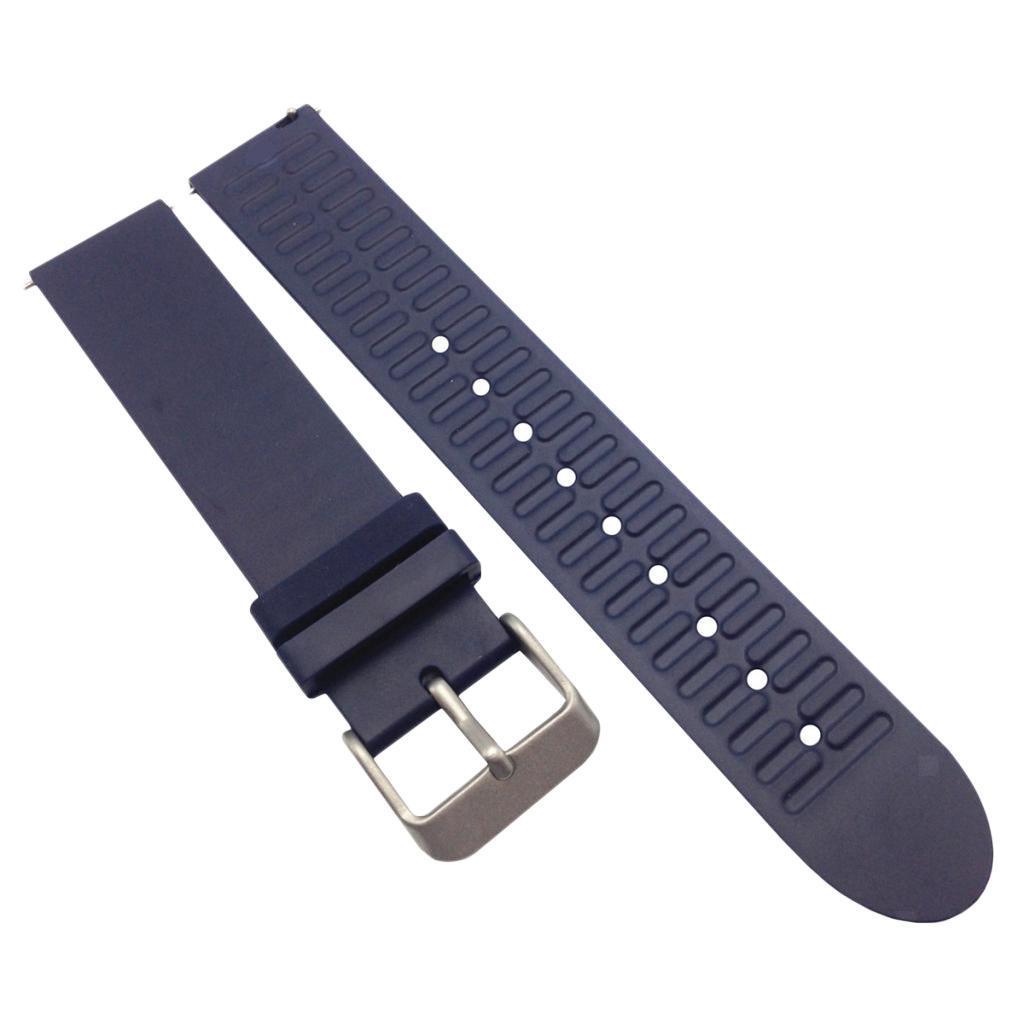 Indexbild 4 - Smart Watch Wristband, TPE Gummi Gel Handgelenk Band Bügel Gurt und