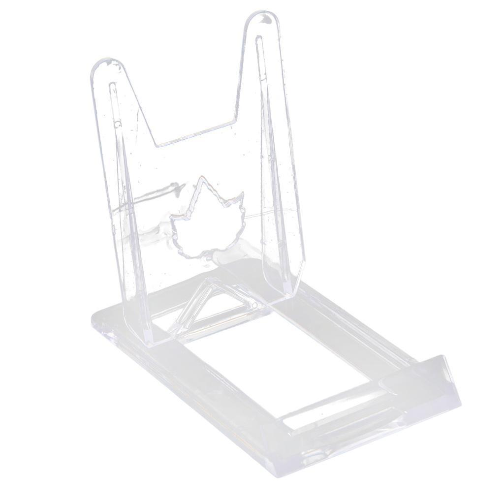 CLEAR-TRIPOD-EASEL-WOODEN-ADJUSTABLE-PAINTING-ART-PICTURES-DISPLAY-STAND thumbnail 3