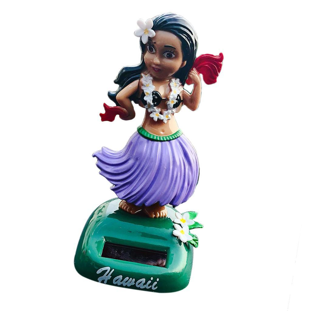 NOVELTY-SOLAR-POWERED-HAWAII-DANCING-GIRL-CAR-DASHBOARD-TOY-HOME-DECOR thumbnail 5