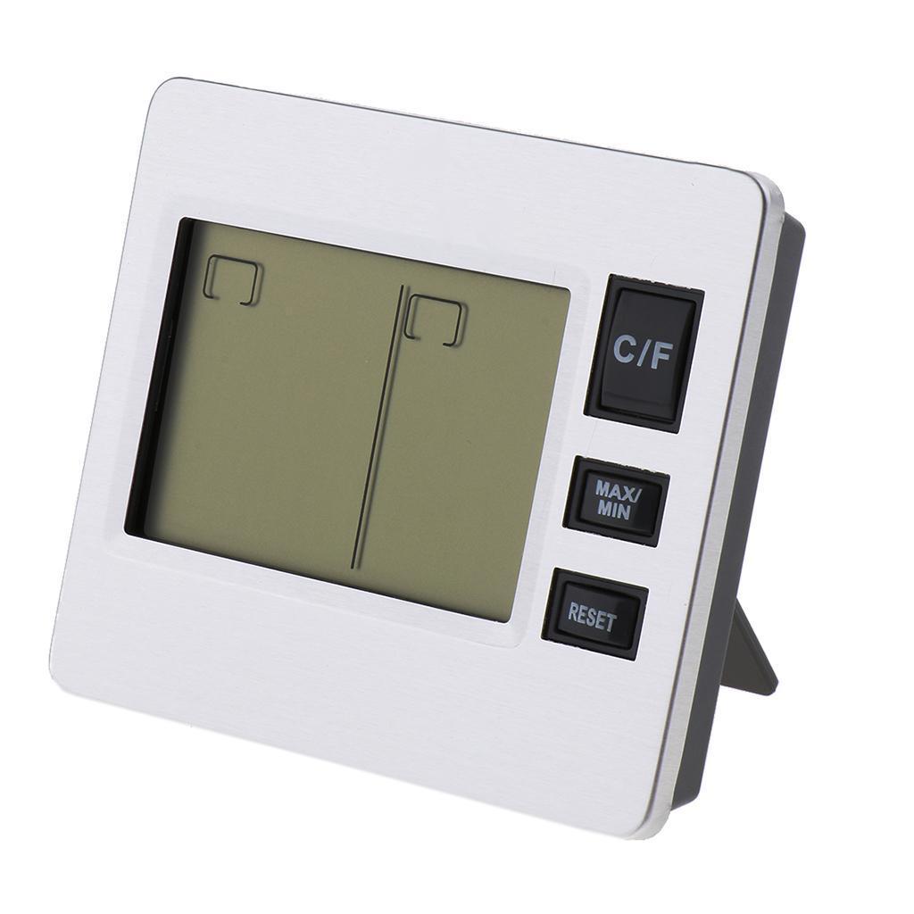 Strumenti-Per-Idrometro-con-Termometro-Digitale-per-Stazioni-Meteo-da miniatura 10
