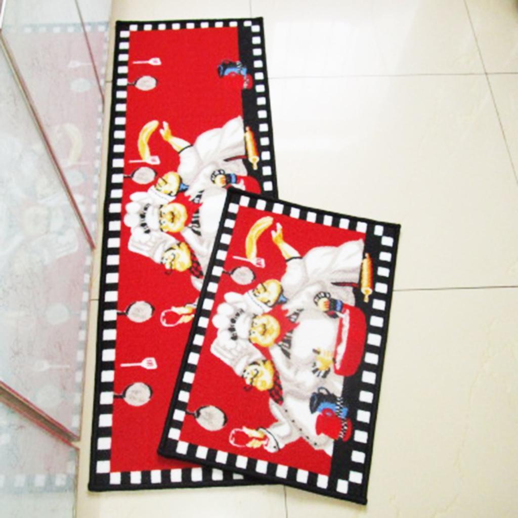 miniatura 4 - Tappeto cucina Chef Tappeto tappeto antiscivolo