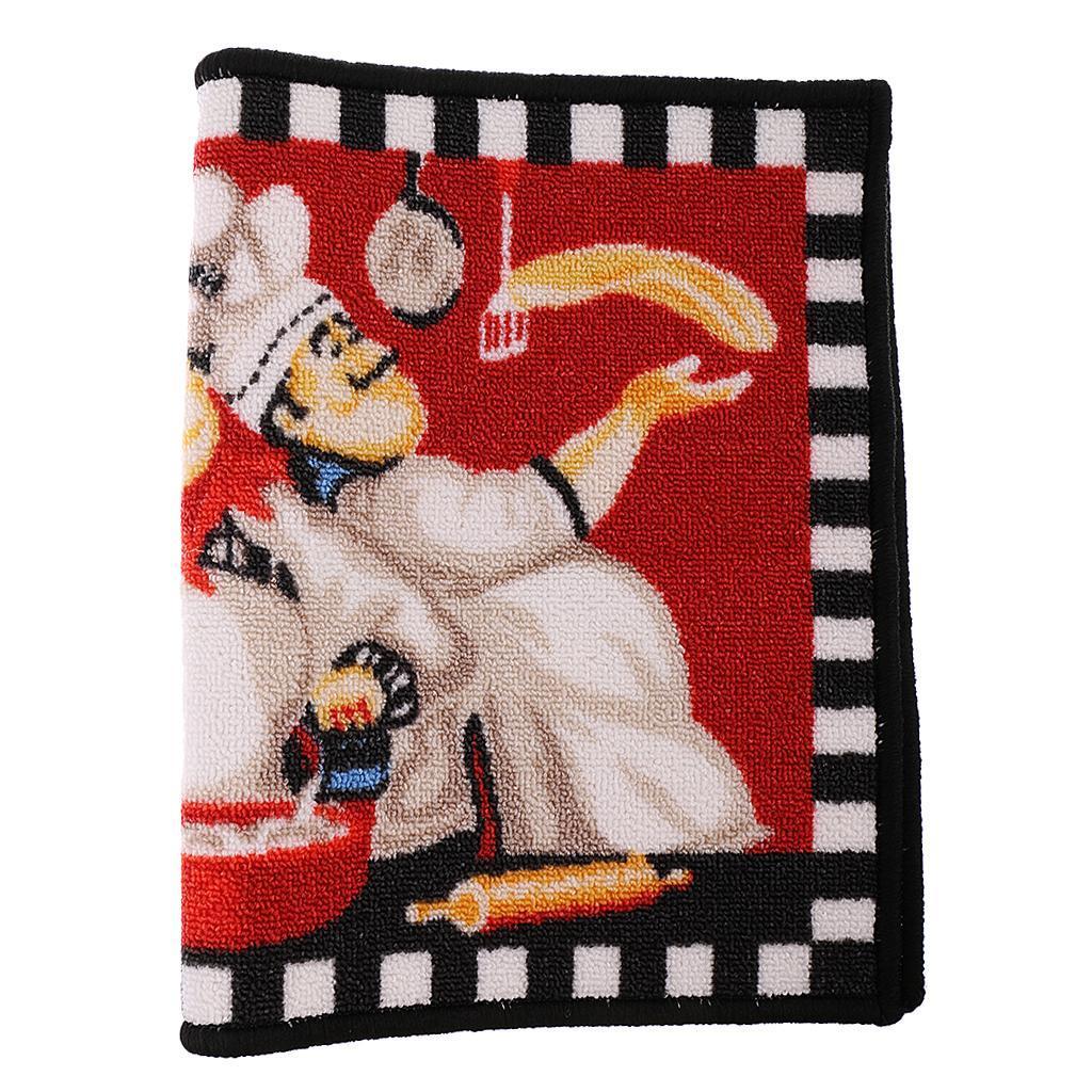 miniatura 5 - Tappeto cucina Chef Tappeto tappeto antiscivolo
