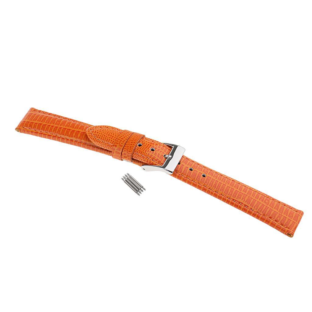 Luxury-Genuine-Leather-Strap-Replacement-Watch-Bands-12mm-20mm-Watchmaker-Repair thumbnail 105