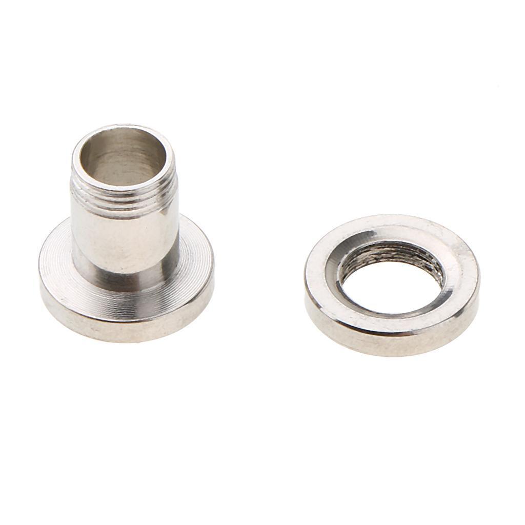3-coppie-di-tappi-per-orecchie-in-acciaio-inox-Vite-per-tunnel-Tappi-per miniatura 4