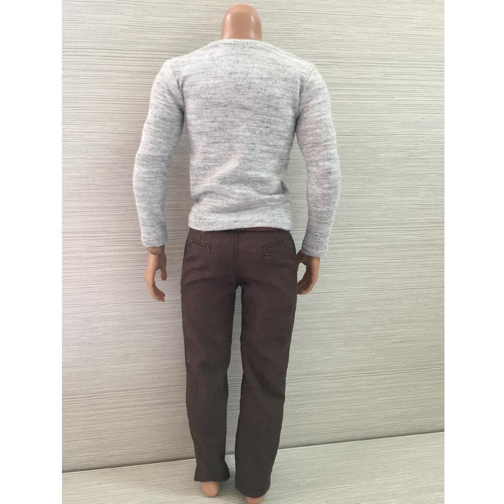 1-6-Scale-Men-039-s-Outfits-Clothes-Set-For-12-039-039-Hot-Toys-Action-Figure-Accessories miniature 31