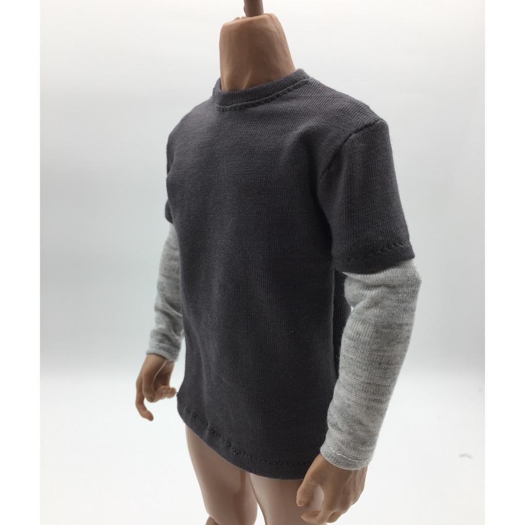 1-6-Scale-Jacket-Hoodie-T-shirt-Jeans-Accessories-for-12-039-039-Figure-Hot-Toys miniature 31