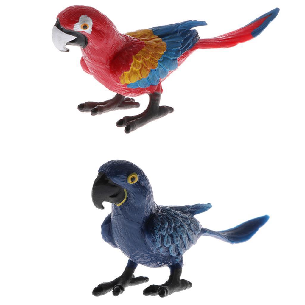 Jungle/Zoo/Farm Animal Model Figure Kid Educational Toy
