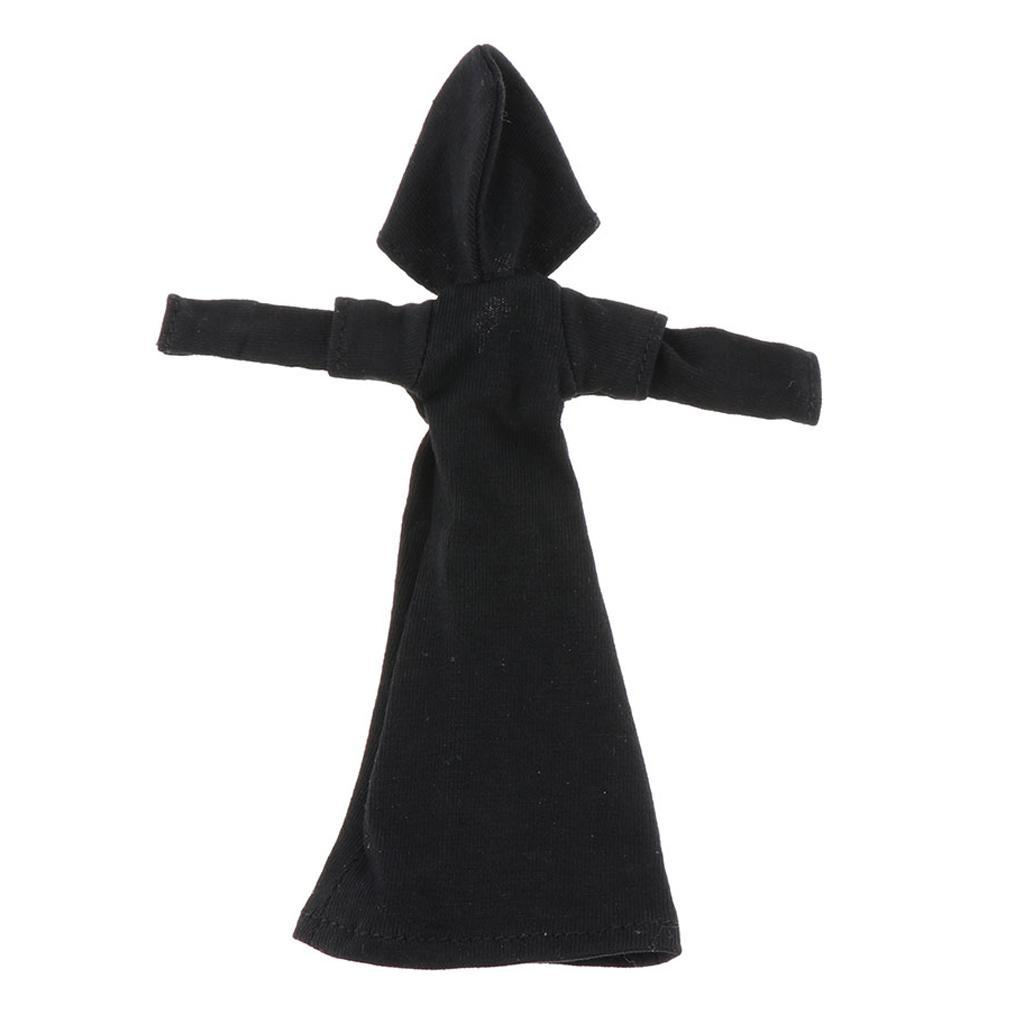 1-9-Action-Figure-Accessory-1-9Doll-Clothes-Action-Figure-Hooded-Dress-Decor thumbnail 10