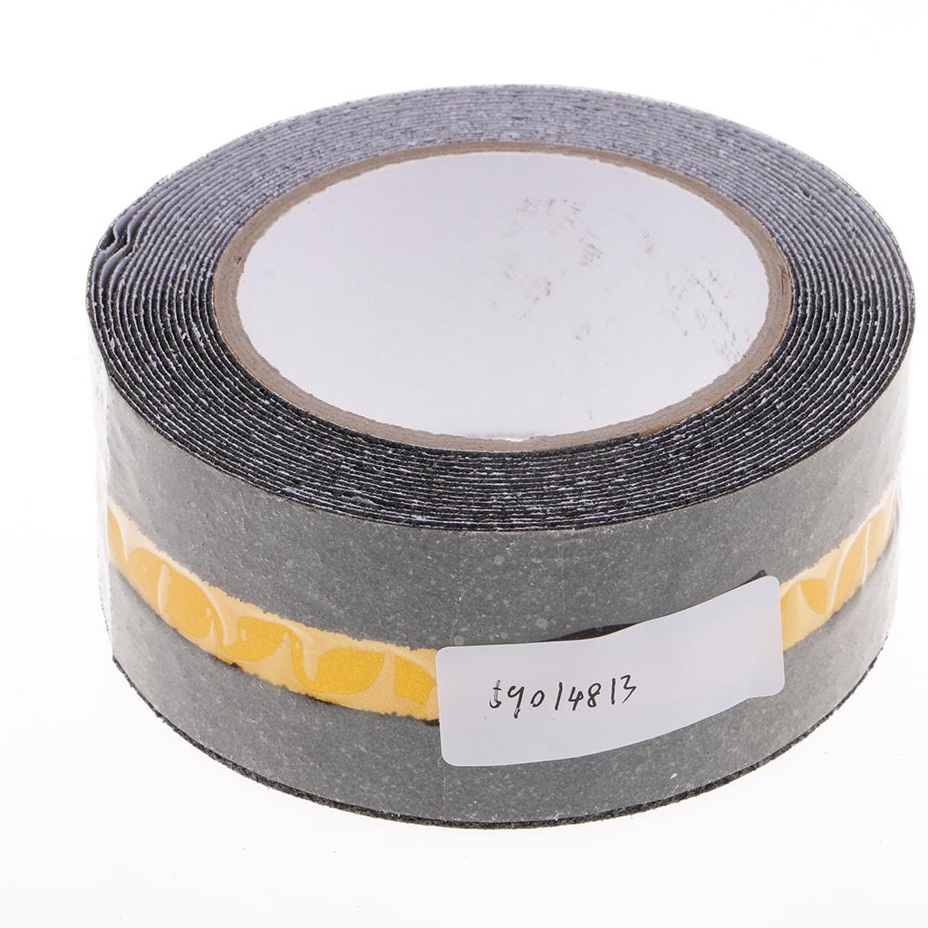 5m x 5cm Anti Slip Traction Tape, None S Glow in The Dark Walk Strip Safety Tape PVC Frosted Surface for Stairs Tread Step Safety Tape