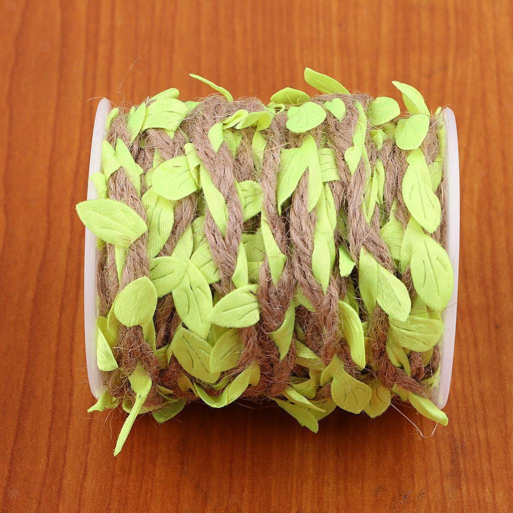 Colorful-Artificial-Silk-Trailing-Vine-Flower-Plant-Wedding-Garland-Foliage thumbnail 6