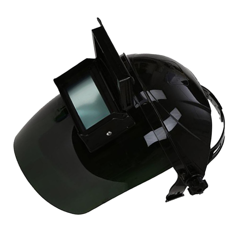 Solar Power Auto Darkening Welding Mask Helmet Grinding