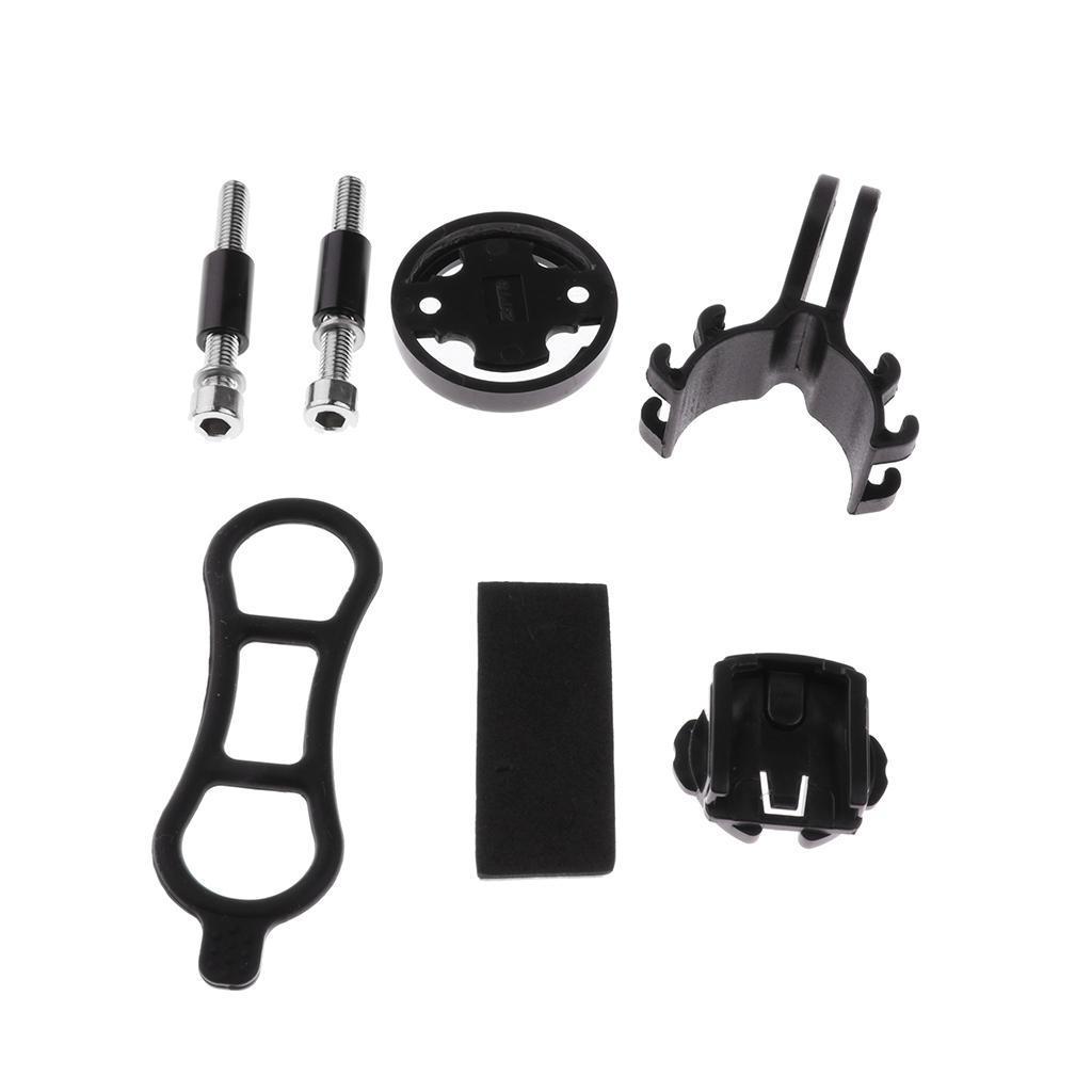 Set-Supporto-Cellulare-Montaggio-A-Bici-Porta-Telefono-Garmin-Edge-Bicicletta miniatura 14