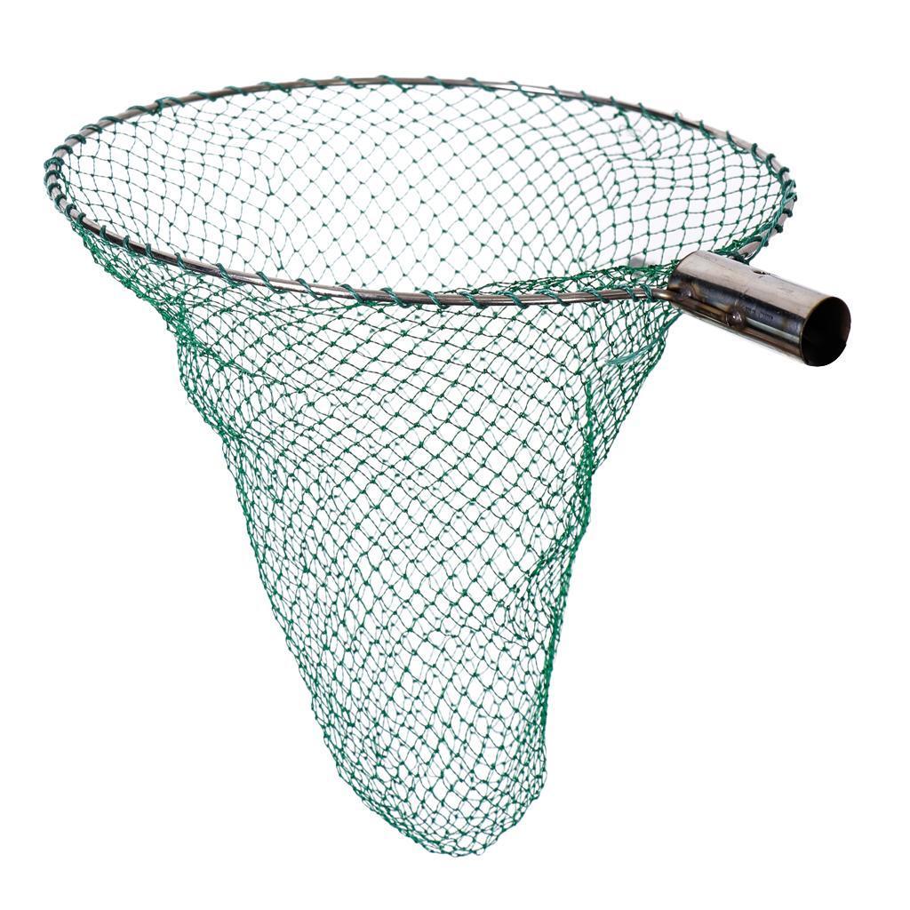 1-Piece-High-Quality-Nylon-Fishing-Landing-Net-Large-Mesh-Fly-Fishing-Net thumbnail 3