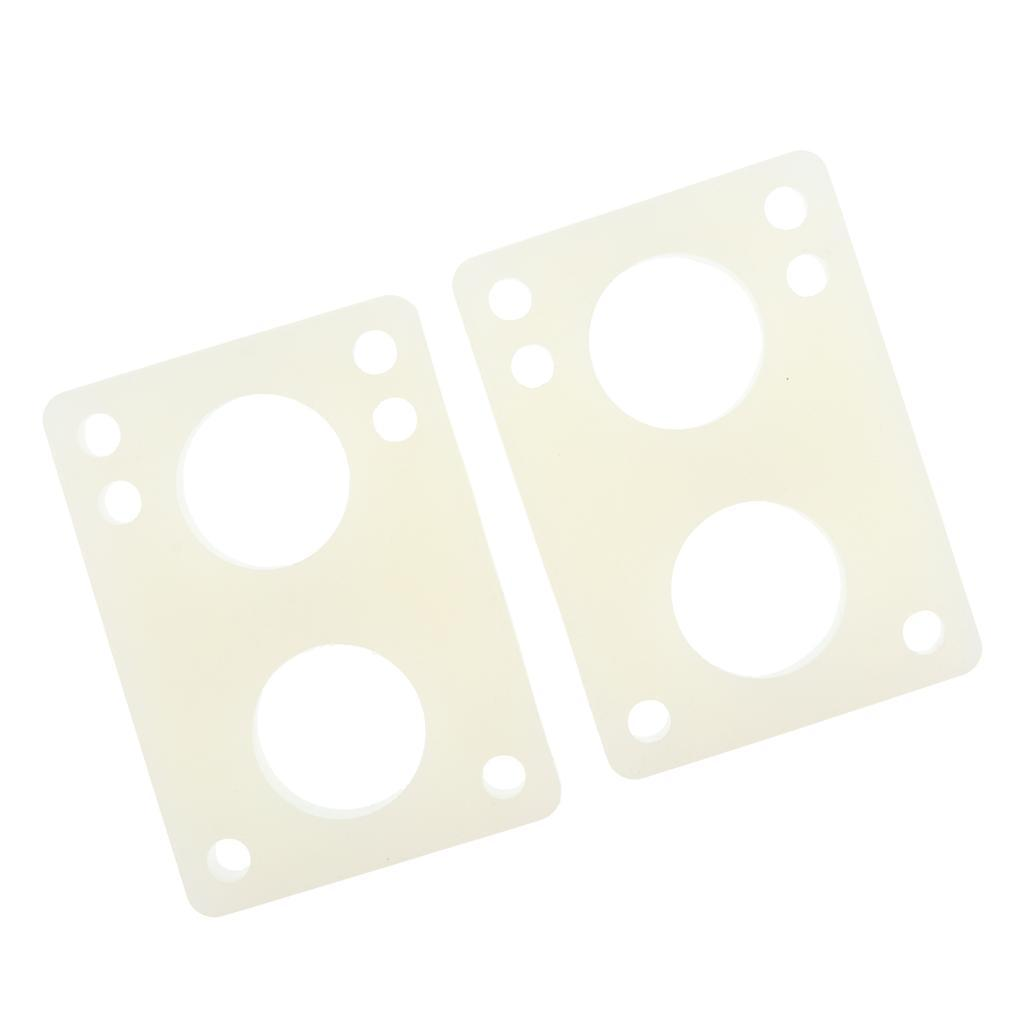 Ammortizzatori-di-riser-longboard-in-gomma-da-skateboard-2-pezzi miniatura 15