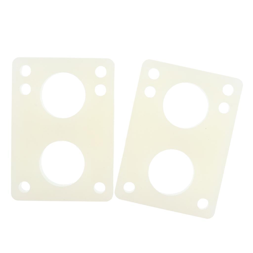 Ammortizzatori-di-riser-longboard-in-gomma-da-skateboard-2-pezzi miniatura 16