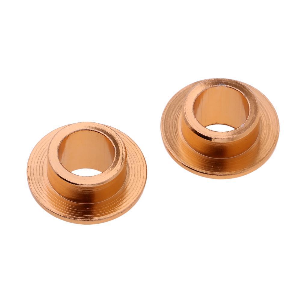 2-Pezzi-Distanziali-Cuscinetti-In-Alluminio-Rresistente-Accessori-per-Rullo miniatura 7