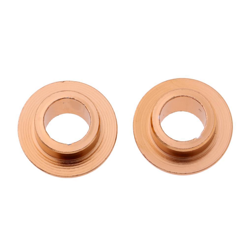 2-Pezzi-Distanziali-Cuscinetti-In-Alluminio-Rresistente-Accessori-per-Rullo miniatura 8