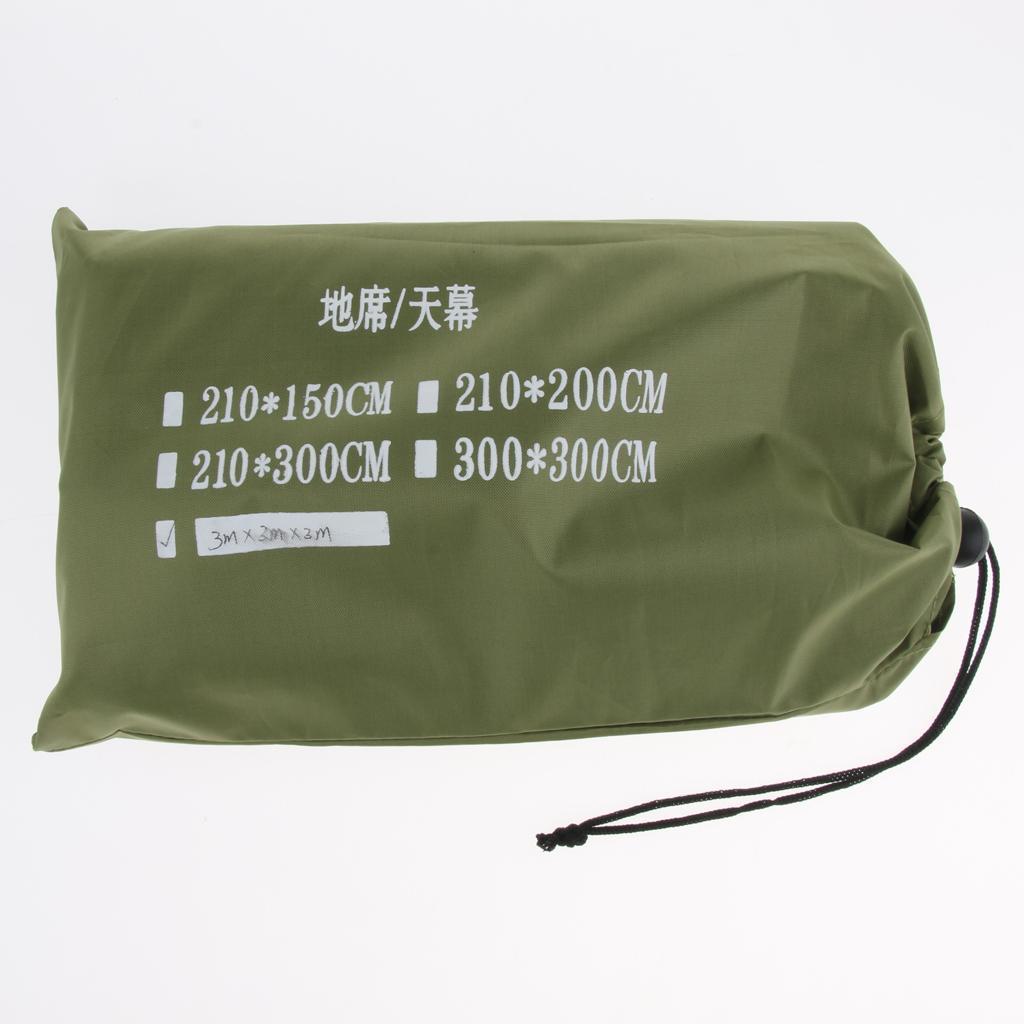 Tappetini-Tappetino-per-tenda-Escursionismo-Fly-Parasole-per-ombrelloni miniatura 5