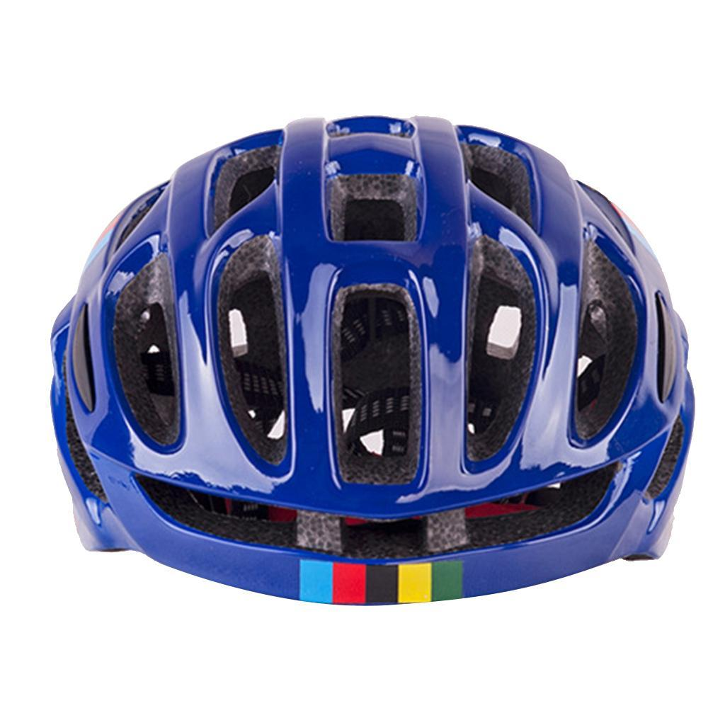 Adjustable-Road-Cycling-Helmet-Bike-Bicycle-Shockproof-Helmet-breathable thumbnail 9