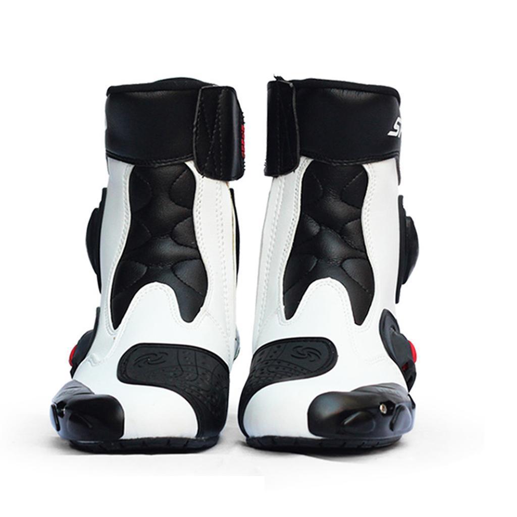 Bottes-de-Moto-Mode-Touring-Chaussures-d-039-Equitation miniature 35