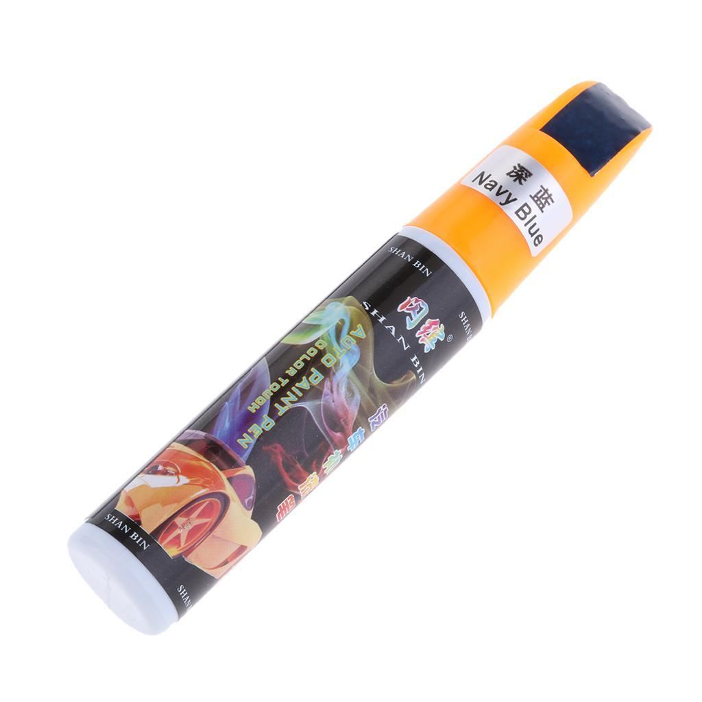Stylo-de-Reparation-Peinture-Voiture-Accessoire-de-Retouche-Carrosserie miniature 14