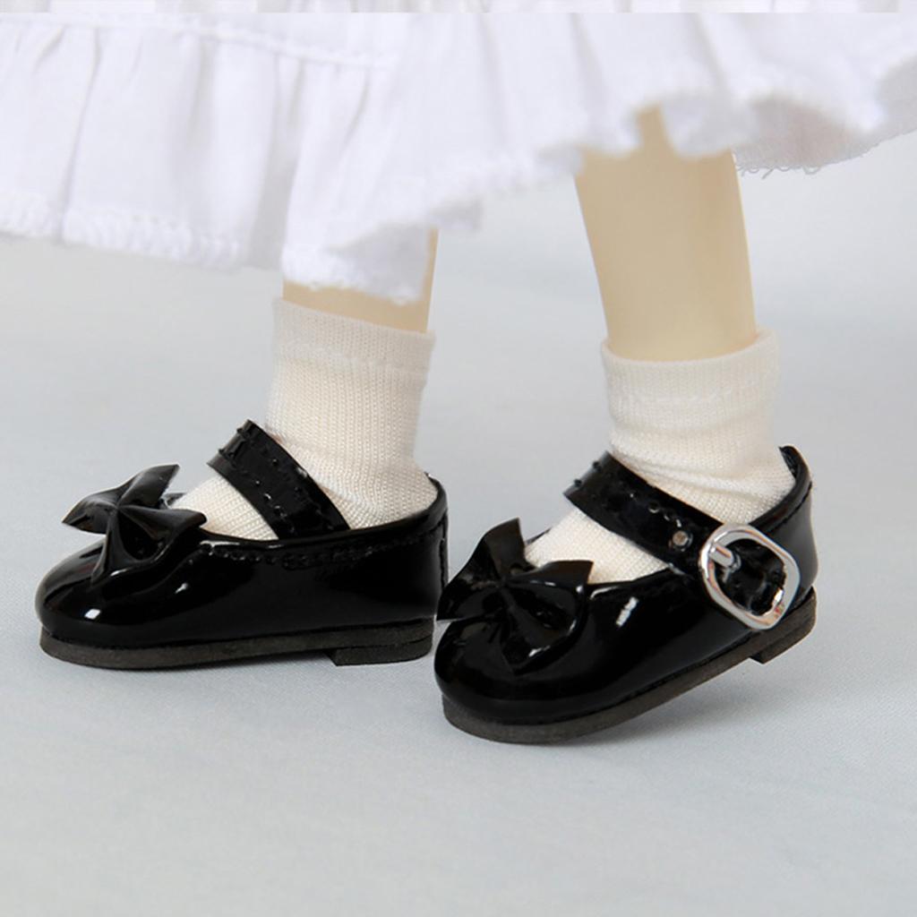1//6 BJD Chaussures Yosd Lolita Chaussures pour poupée articulée DOD AOD